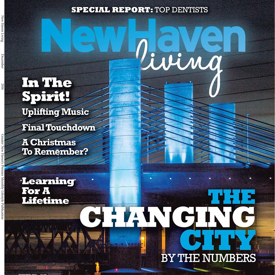 New Haven Living cover image December 2016