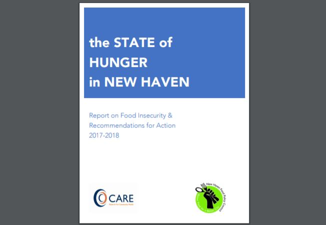 New haven hunger report 2017-2018