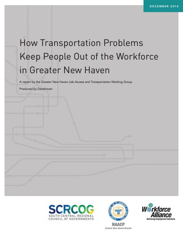 How Transportation Problems Keep People Out of the Workforce