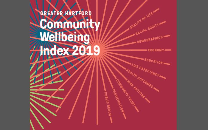 DataHaven Hartford Community Wellbeing Index data report Banner Image