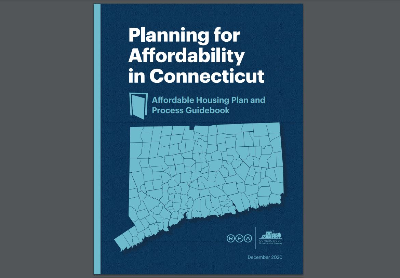 regional plan connecticut department of housing data cover